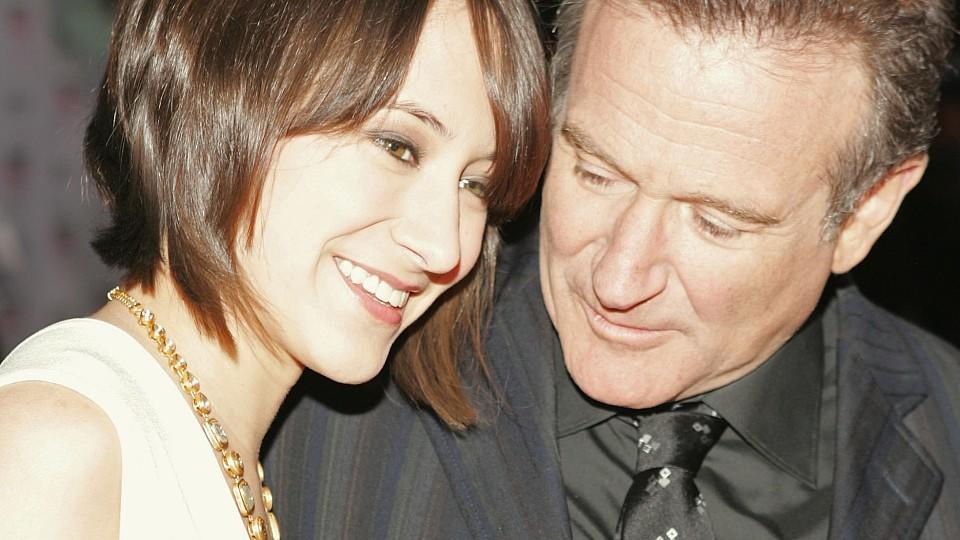 Zelda Williams trauert um ihren Vater Robin Williams.