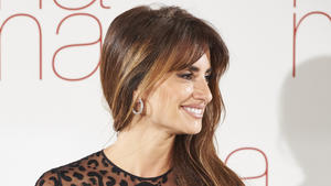 Penélope Cruz: Hingucker im Leoparden-Look