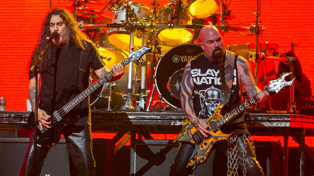 """Metal Hammer Awards"": Sieg für Slayer"
