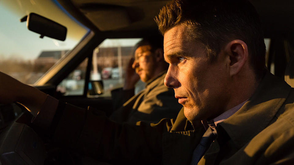 Ethan Hawke in 'Regression'.