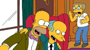 """Die Simpsons"": Smithers outet sich endlich"