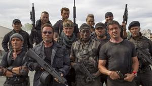 """The Expendables"" machen China unsicher"