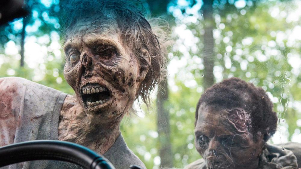 Charaktere Walking Dead