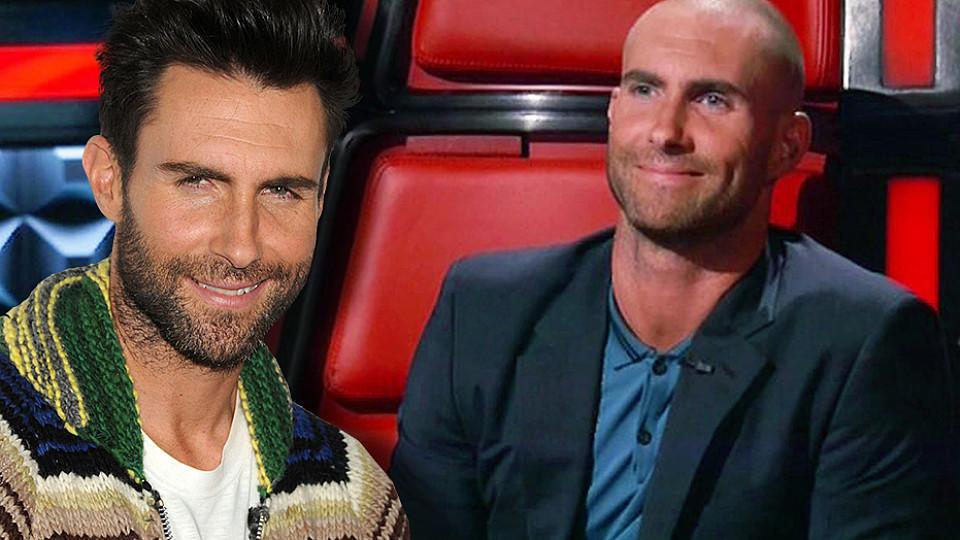 Maroon 5 Hairstyle: 'Maroon 5'-Sänger Adam Levine Schockiert Bei 'The Voice