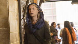 "Sprayer foppen ""Homeland""-Macher"