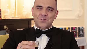 Robbie Williams in geheimer Kaffee-Mission
