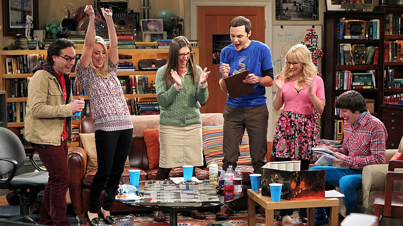 Zwei neue Gaststars bei 'The Big Bang Theory'.