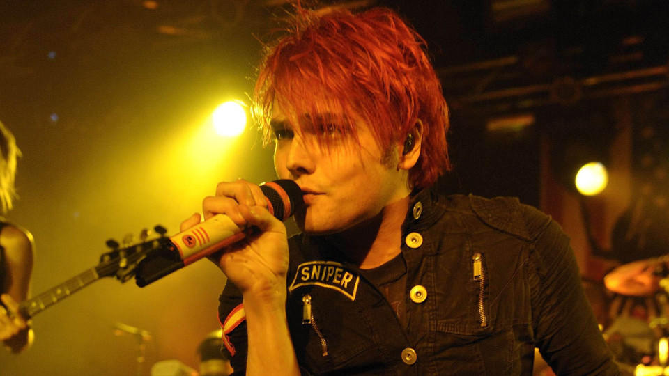 Biografie My Chemical Romance