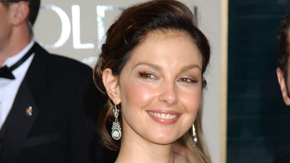 Die Schauspielerin Ashley Judd