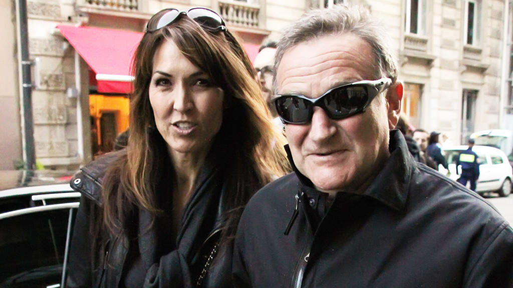 Robin Williams war nicht depressiv