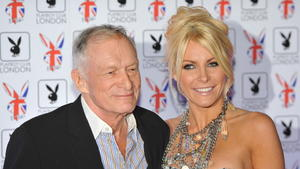 Crystal Harris: 'Number one girlfriend' von Hugh Hefner