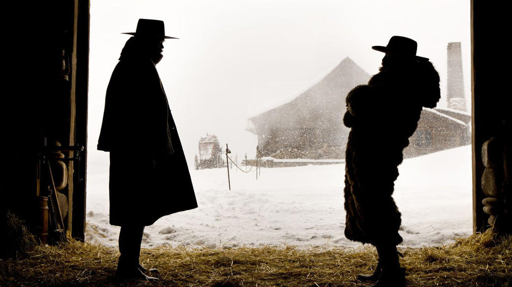 "Das sind Quentin Tarantinos ""Hateful Eight"""