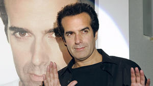 David Copperfield: Mit Zaubertricks zum Millionär