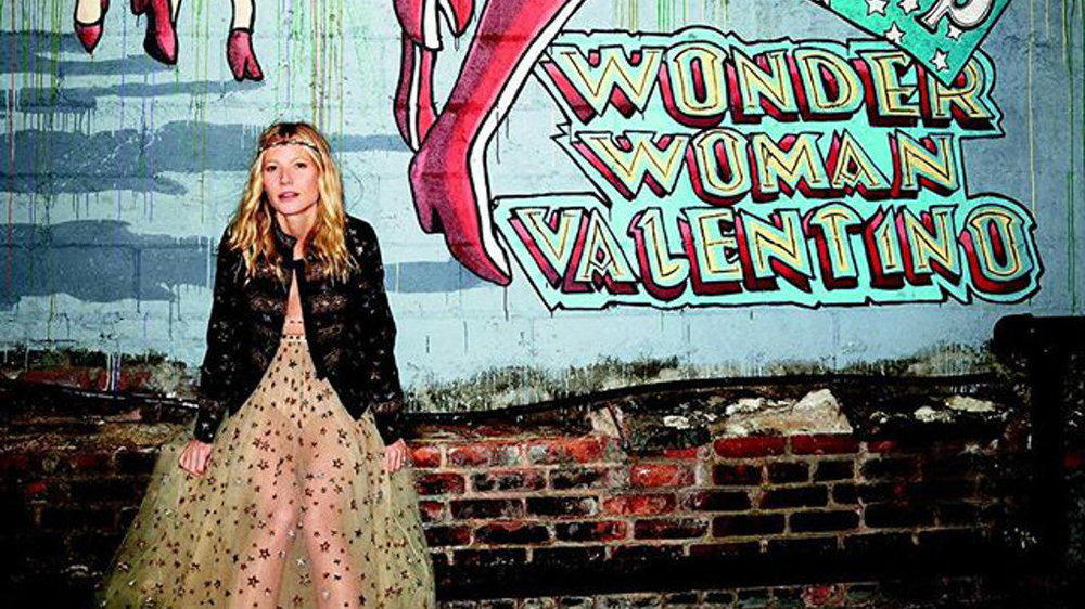 Gwyneth Paltrow: Capsule-Collection mit Valentino