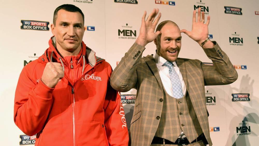 Klitschko Gegner