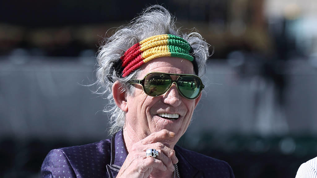 Keith Richards: Mick war auf dem Ego-Trip