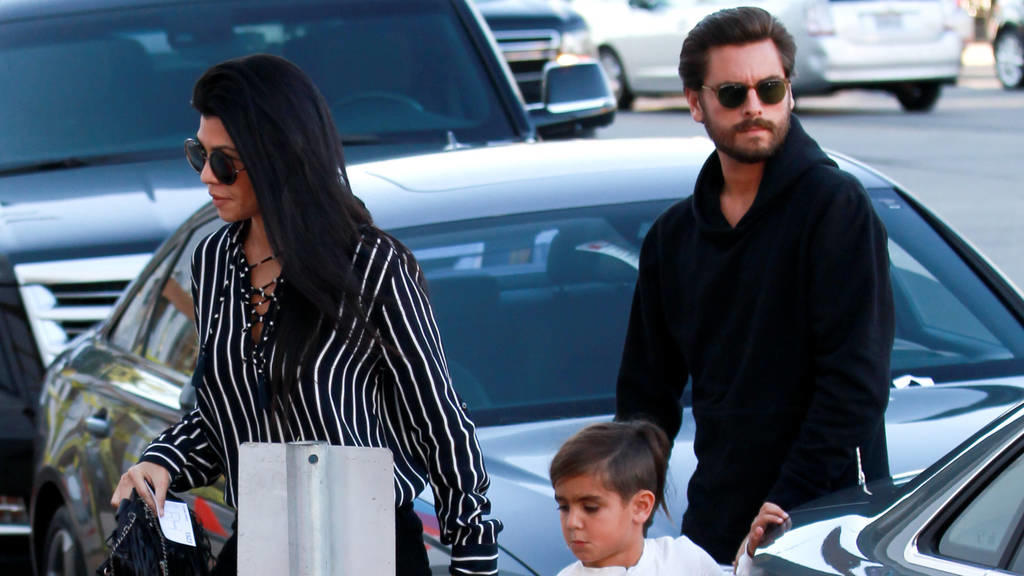 Kourtney Kardashian: Zweite Chance für Scott?