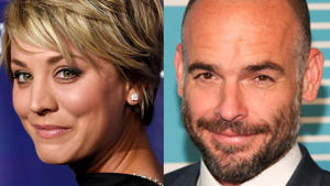Neues Liebesglück? Kaley Cuoco turtelt mit TV-Star Paul ...