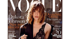 "Dakota Johnson: Unschuldig sexy auf dem ""Vogue""-Cover"