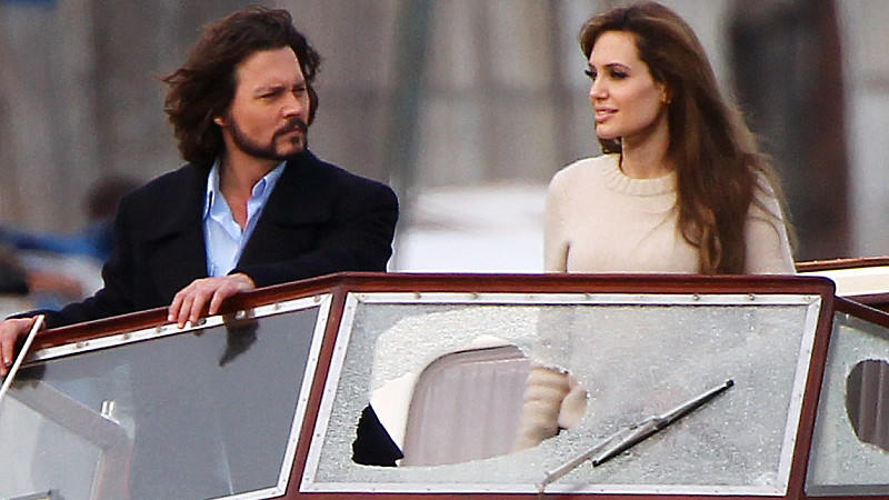 Jolie vs. Depp: Mega-Zoff am Set