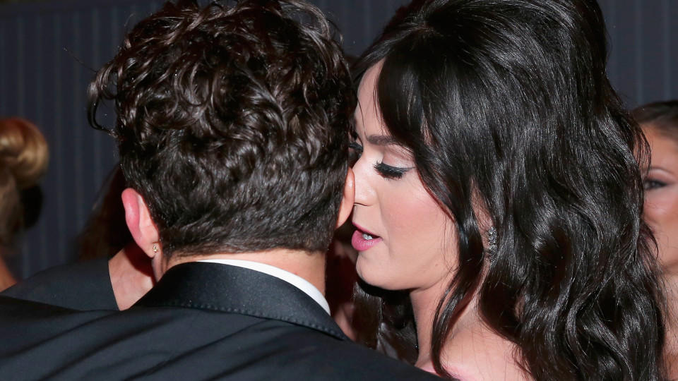 Golden Globes: Orlando Bloom turtelt mit Katy Perry