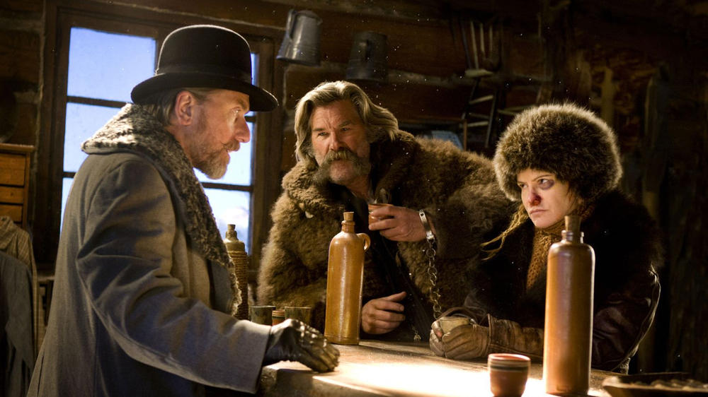 """The Hateful Eight"": Blutiger Krimi im Wilden Westen"