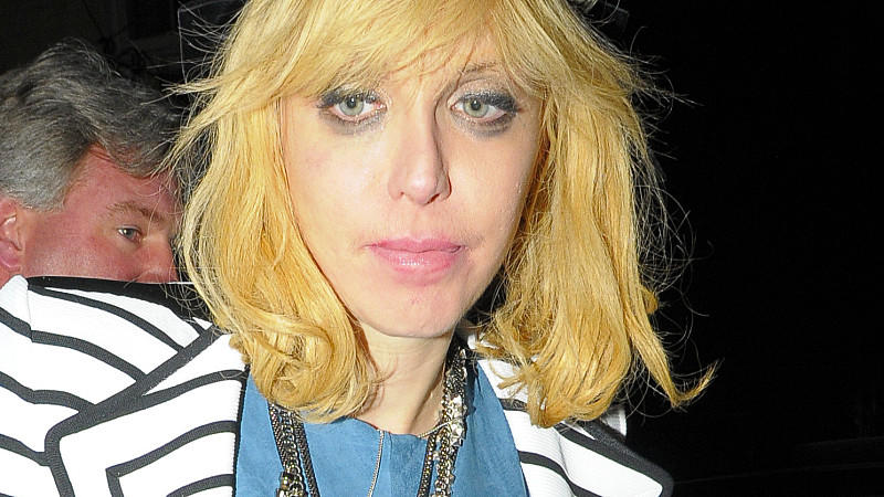 Courtney Love: Von Lover abserviert!