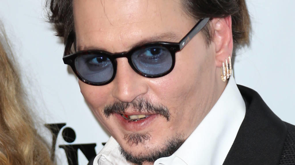 Johnny Depp landet Rolle in 'The Invisible Man'