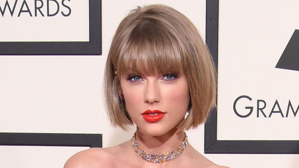 Taylor Swift Die Dreifache Grammy Gewinnerin Erntet Spott