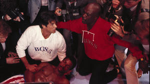 "Er trainierte Apollo Creed in den ""Rocky""-Filmen: Tony Bu..."