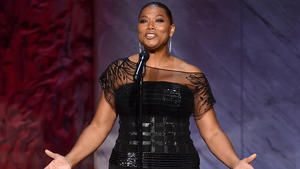 Queen Latifah will Mutter werden