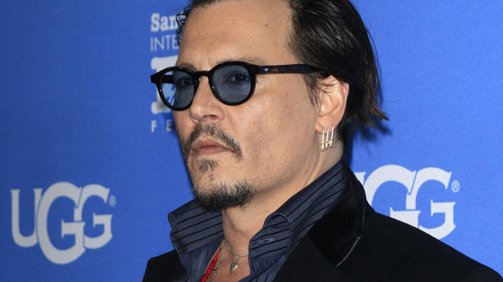 "Johnny Depp: ""Donald Trump ist ein Balg"""