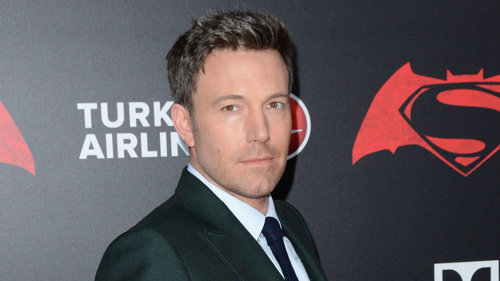 Ben Affleck: Ab in die Batcave!