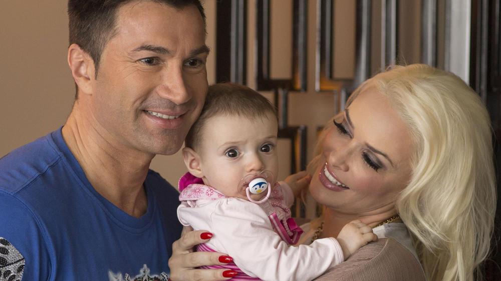 Daniela Katzenberger Baby