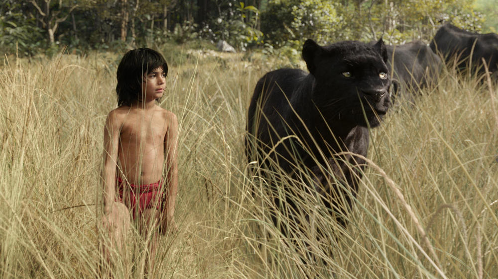 """The Jungle Book"": PETA froh über Computer-Tiere"