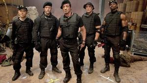 'The Expendables': Invasion der Action-Opis