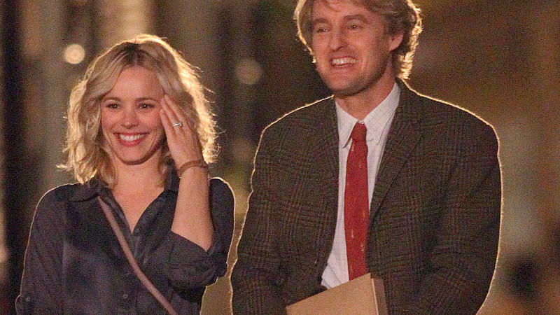 Owen Wilson & Rachel McAdams: Hollywoods neues Traumpaar?