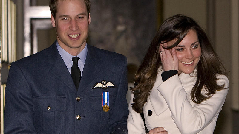 William & Kate: Hochzeit in 2011