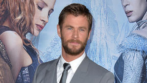 Chris Hemsworth: So hart ist sein Training