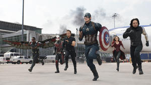 """The First Avenger: Civil War"" mit Traumstart"
