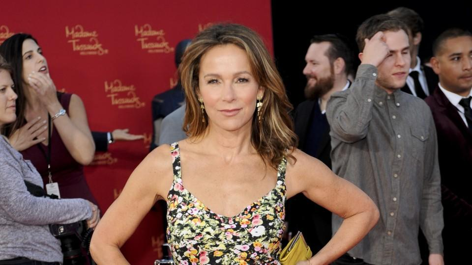 Das tanzende Talent Jennifer Grey