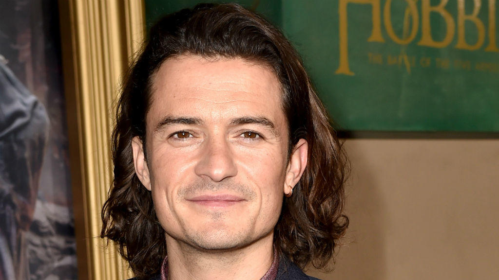 Orlando Bloom war für Unicef in der Ukraine