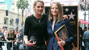Hollywood Walk of Fame: Kristen Stewart feiert Jodie Foster