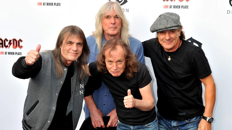 Musiker Malcolm Young