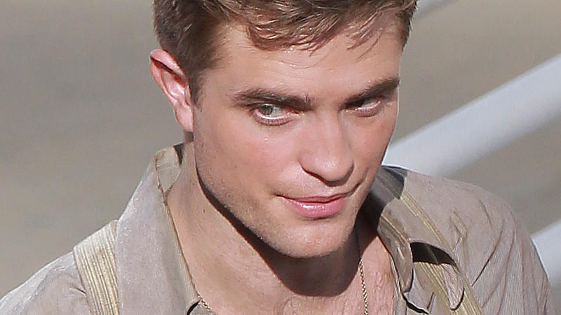 Robert Pattinson fast zerquetscht worden
