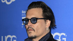 Johnny Depp wird zu Dominique Strauss-Kahn