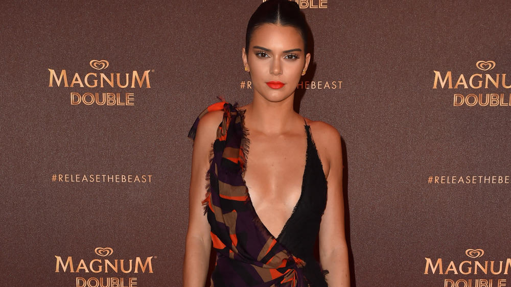 "Kendall Jenner: Ehrengast auf ""Magnum Double Party"""