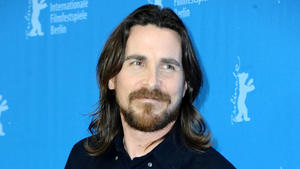 Christian Bale: Interessanter Dreh mit Terrence Malick