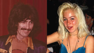 George Harrison war scharf auf Christina Applegate
