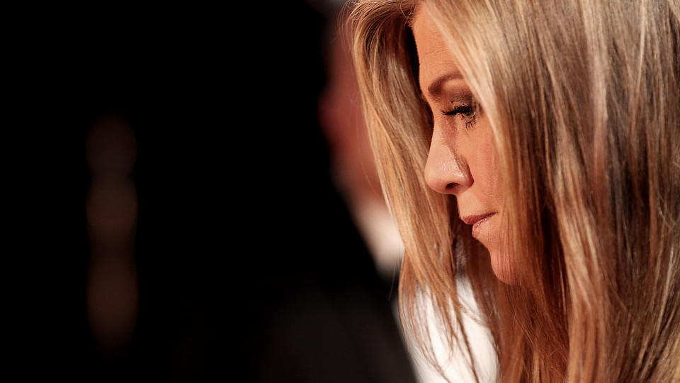 Jennifer Aniston in tiefer Trauer